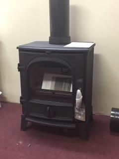 Heritage stove 5kw wood burner