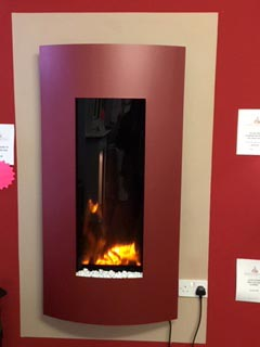 Gazco radiance electric fire