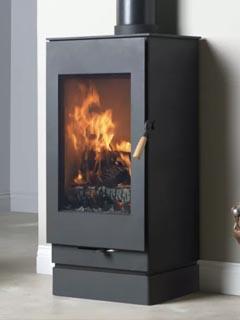 Burley Carlby 7kw wood burner